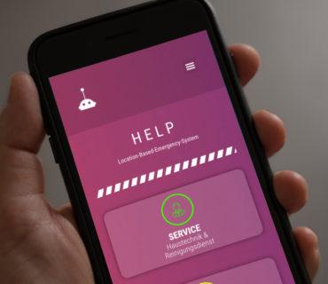 Notfall-App HELP